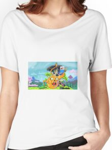 Adventure Time - Time for Fun Women's Relaxed Fit T-Shirt