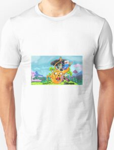 Adventure Time - Time for Fun Unisex T-Shirt