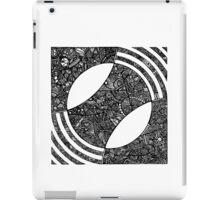 Cutting Corners iPad Case/Skin