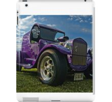 1927 Ford Panel Truck iPad Case/Skin