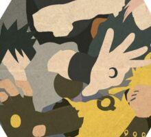 Naruto team 7 Sticker
