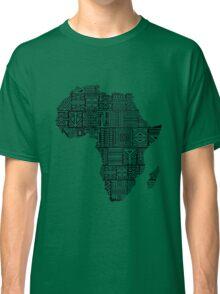 Afri-Pattern Classic T-Shirt