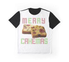 MERRY CAKEMAS Graphic T-Shirt