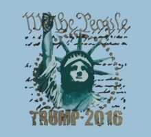 Trump 2016 - Maybe People One Piece - Short Sleeve