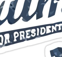 Trump 2016 - For President Sticker