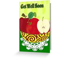An Apple A Day Keeps the Doctor away! (562 Views) Greeting Card