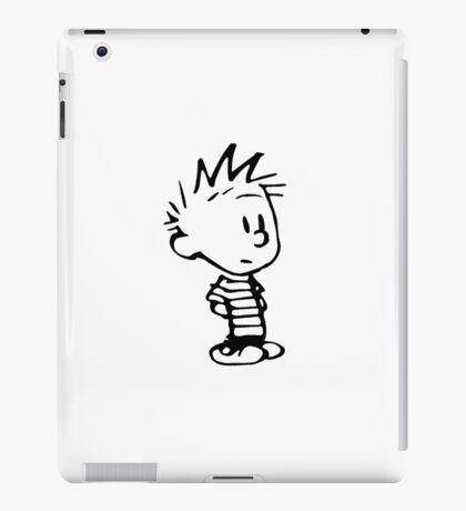 Calvin and Hobbes- Calvin iPad Case/Skin