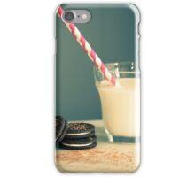 Milk and Cookies iPhone Case/Skin