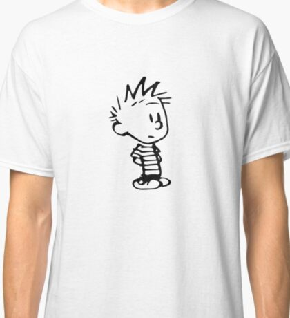 Calvin and Hobbes- Calvin Classic T-Shirt