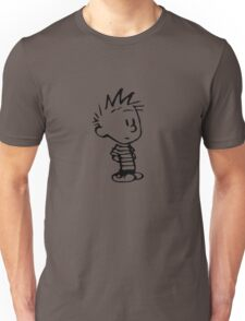 Calvin and Hobbes- Calvin Unisex T-Shirt