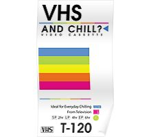 VHS and Chill? Poster