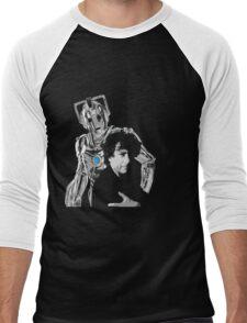 Neil and the Cyberman Men's Baseball ¾ T-Shirt