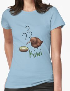 Bird or Fruit Womens Fitted T-Shirt