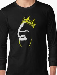The King Big Papa Harambe R.I.P Long Sleeve T-Shirt
