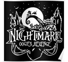 Nightmare Oogies Revenge Poster