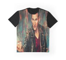 9th Doctor Graphic T-Shirt