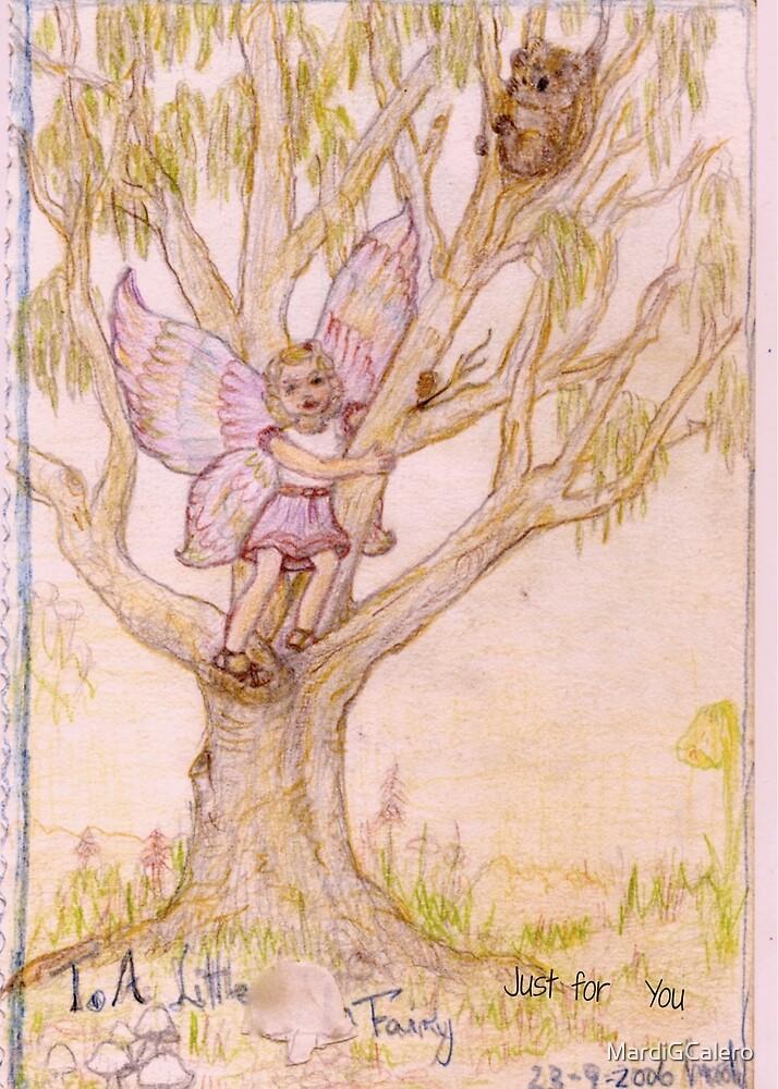 a little loma fairy by MardiGCalero