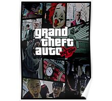 Block B / GTA Poster