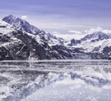 Still: Glacier Bay National Park, Alaska Sticker