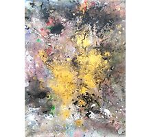 Power From Within 'Rain Painting' Photographic Print