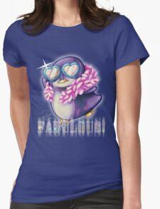 Fabulous v01 Womens Fitted T-Shirt