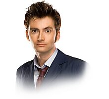 10th Doctor Photographic Print