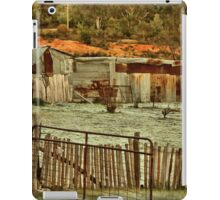 The Potter's Shed - Hill End NSW Australia iPad Case/Skin
