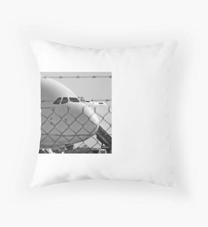 Caged Bird  Throw Pillow