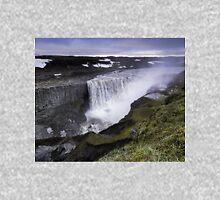 Waterfall: Dawn at Dettifoss, Iceland Unisex T-Shirt