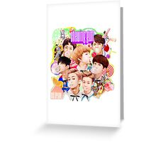 NCT Dream - Chewing Gum Greeting Card