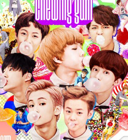 NCT Dream - Chewing Gum Sticker