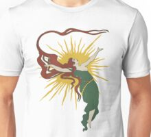 Redheaded Sun Spirit Unisex T-Shirt