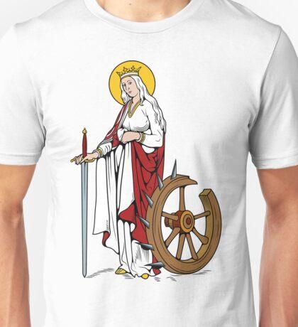 ST CATHERINE  Unisex T-Shirt