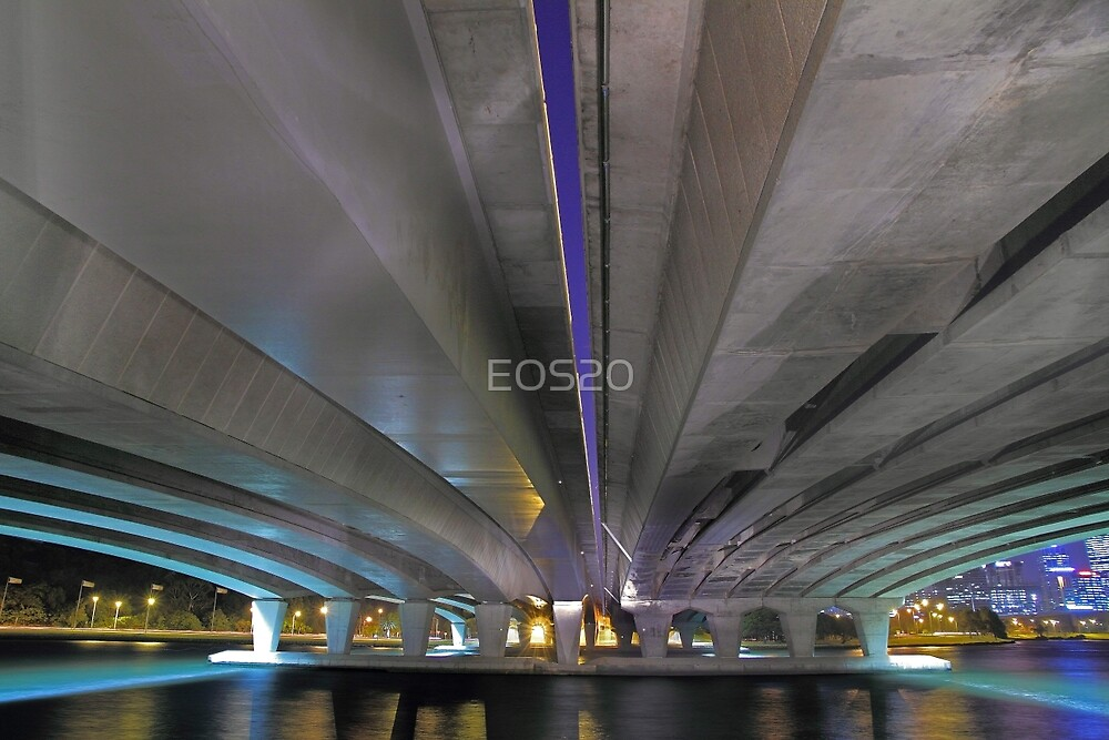 Under The Narrows Bridges  by EOS20