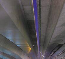 Under The Narrows Bridges  Sticker