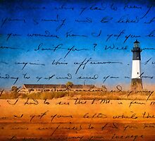 Memories of Tybee Light - Georgia by Mark Tisdale