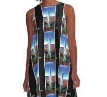 ONE WORLD TRADE CENTER (G) GYLLIAYN A-Line Dress