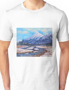 Majestic Rise - natural Unisex T-Shirt