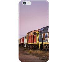 Working Trains iPhone Case/Skin