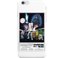 Adventure Wars iPhone Case/Skin