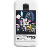 Adventure Wars Samsung Galaxy Case/Skin