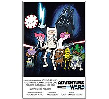 Adventure Wars Photographic Print