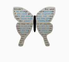 Butterfly Effect Picture Poem (V2) Unisex T-Shirt