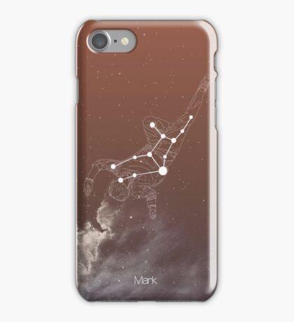 Mark as Virgo iPhone Case/Skin