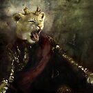 joffrey : king lion by badmiaou
