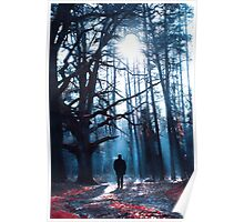 Magical Forest Poster