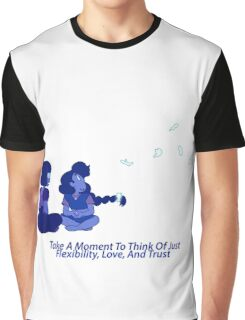 Here Comes A Thought - Steven Universe  Graphic T-Shirt