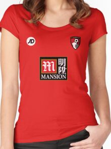 AFC Bournemouth 2016 Women's Fitted Scoop T-Shirt