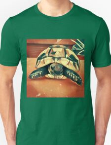 Tranquillise the little tortoise Unisex T-Shirt