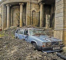 Long Term Parking by TonyCrehan
